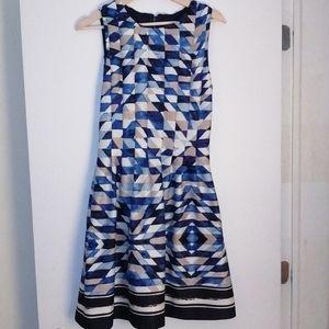 Vince camuto dress size 10